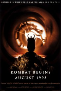 MORTAL KOMBAT!!!! One of the few good examples of game movies.