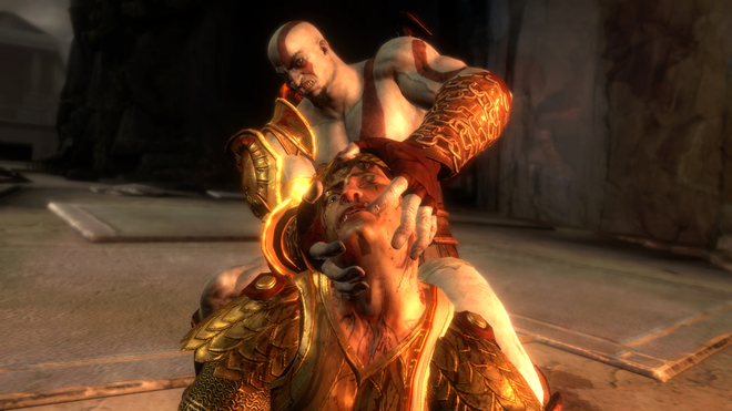 Kratos is just going to have to wait his turn.