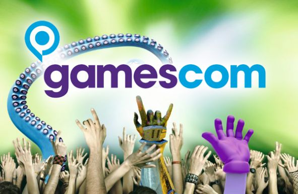 Great a new Gamescom logo, consistency be damned.