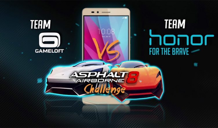 Asphalt Honor 5X contest