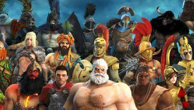 Gods of Rome mythology quiz